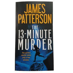 Other - The 13-Minute Murder by James Patterson PB book